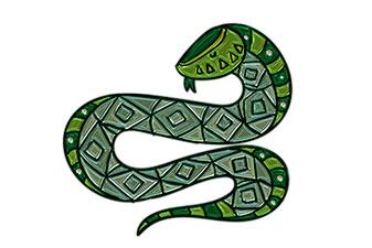 Le Serpent d'Eau