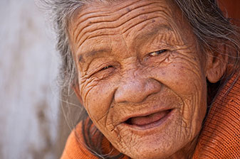 Un autre regard sur la vieillesse